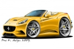 ferrari california4