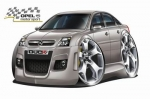 OPEL_VECTRA_cartoon_car_6