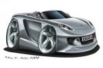 carrera GT silver