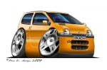 twingo yellow