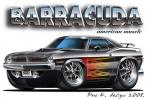 1970-cuda-AMERICAN-MUSCLE