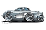 1958-gray-corvette
