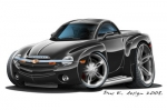 CHEVY SSR hard top 3