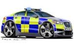 JAGUAR-XF-Police