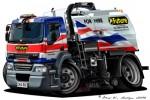 DAF--Roadsweeper