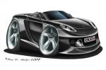 carrera GT black