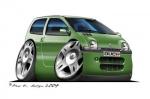 twingo green