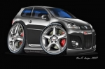 GOLF-V-GTI-cartoon-car